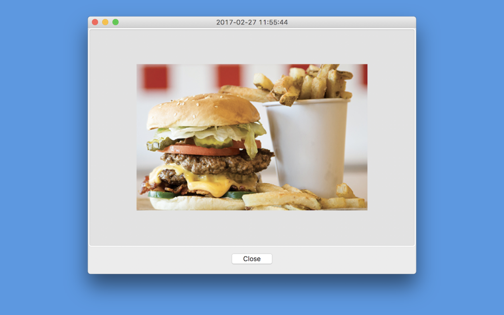 Picture Viewer - Mac Version